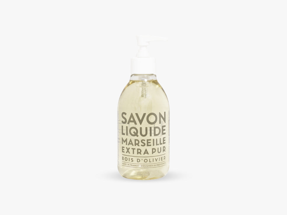 EP Liquid Soap 300ml, Olive Wood fra Savon De Marseille