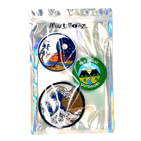 SEAS THE DAY MultiMoodz Earth Day Pack