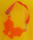 HANDKUN NECKLACE - ORANGE