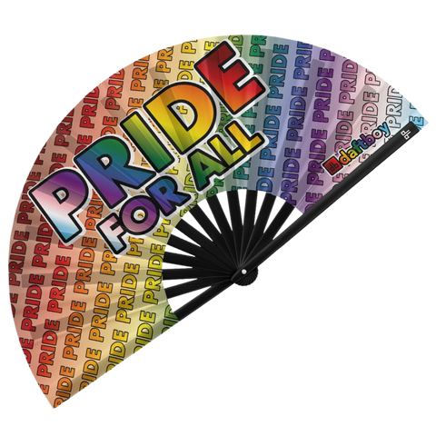 Pride For All Fan