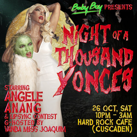 BABY BOY 8 : NIGHT OF A THOUSAND YONCES ft Angele Anang