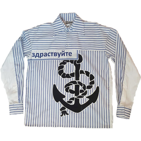 ANCHOR PEASANT SHIRT