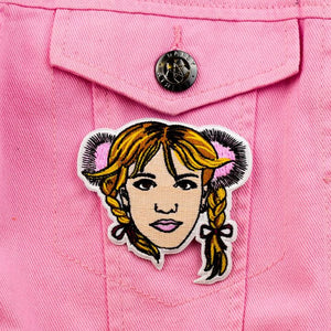 BRITNEY SPEARS MultiMoodz Velcro Patch
