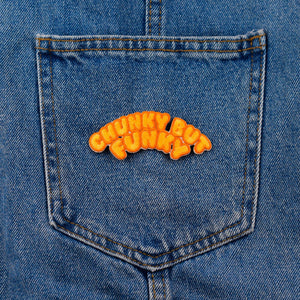 CHUNKY BUT FUNKY MultiMoodz Velcro Patch