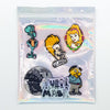 GET UP & DISCO BOOGER MultiMask Set