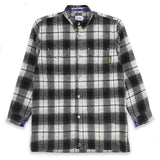 Snoop Dogg L/S Wool Shirt Oversized / Plaid