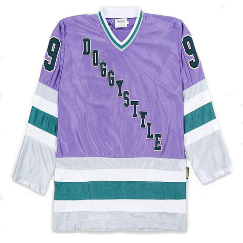 Doggystyle Sports Jersey Oversized / Purple