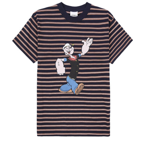POPEYE - THE SAILOR TEE / NAVY
