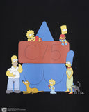 THE SIMPSONS x CLUB 75 - C75 TEE / BLACK
