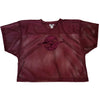MESH FOOTBALL CROP TSHIRT