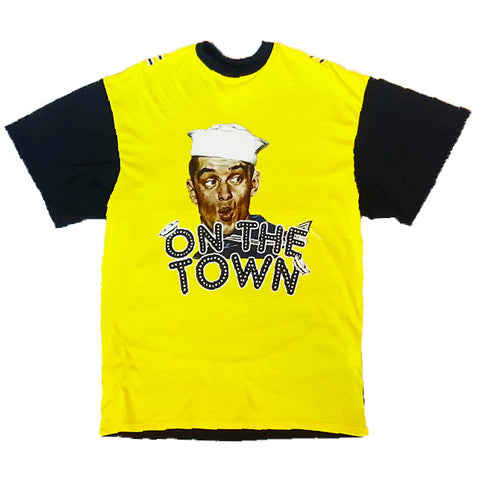 ON THE TOWN TEE