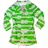 ROPE COAT GREEN