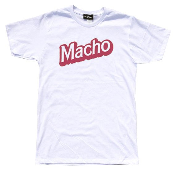 MACHO BARBIE TEE
