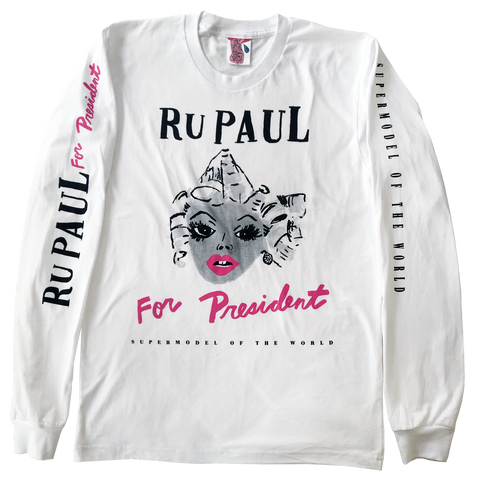 RUPAUL FOR PRESIDENT TEE