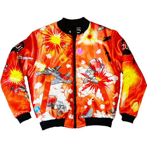 TZUJI BOY REVERSIBLE JACKET