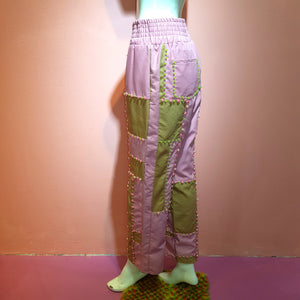 Starburst Multi Panel Pants