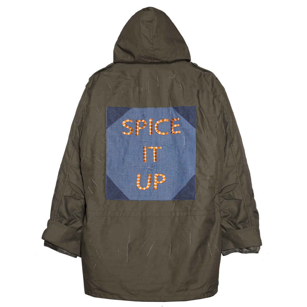 SPICE IT UP JACKET