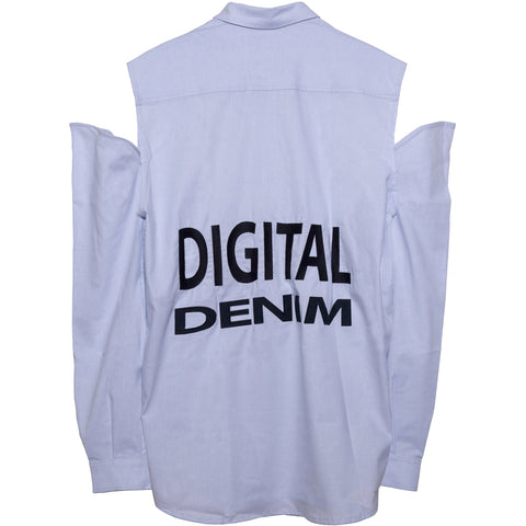 DIGITAL DENIM SHIRT