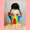 RAINBOW ELF MASK