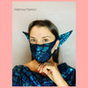 MERMAID ELF MASK - BLUE