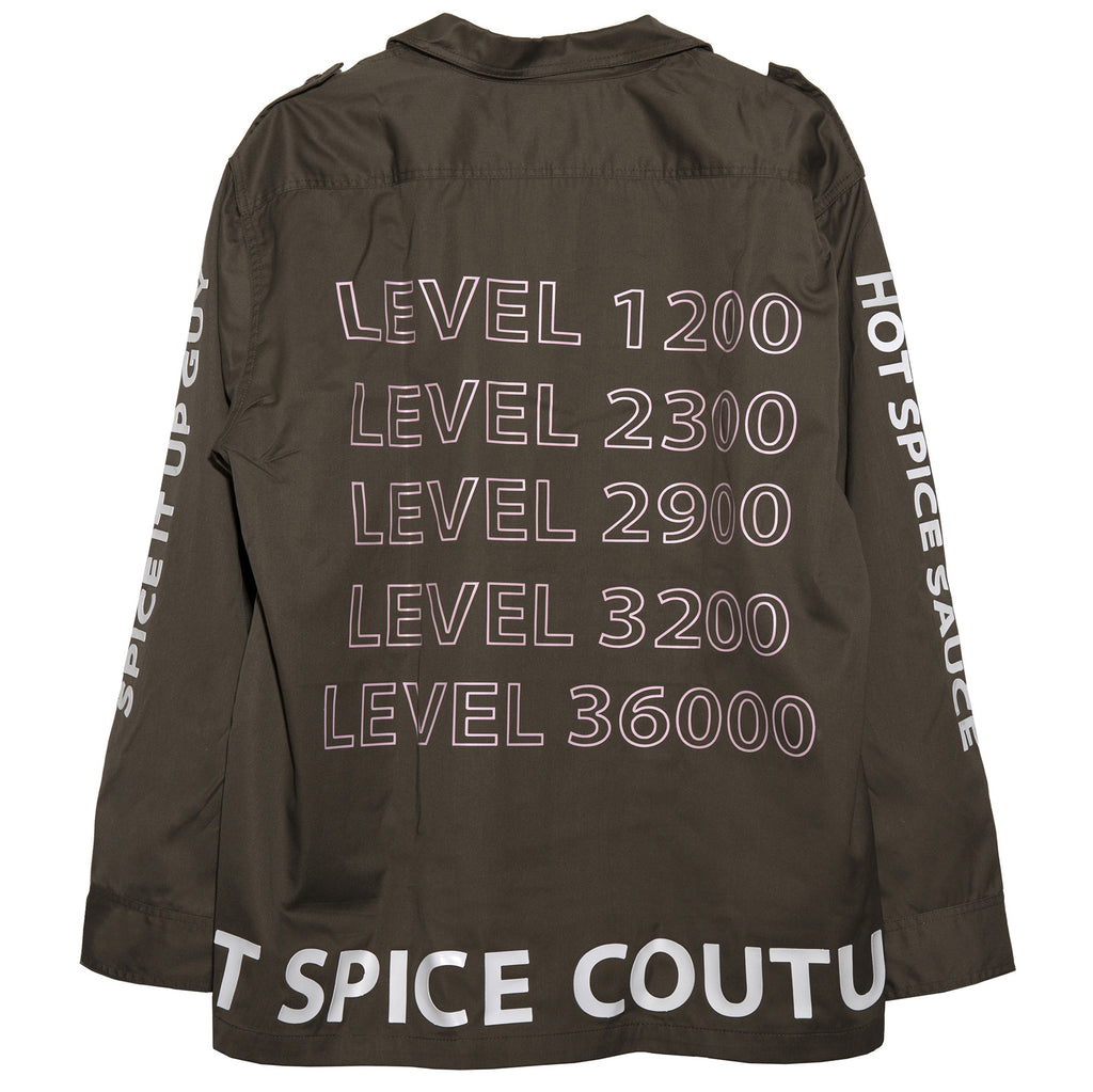 HOT SPICE COUTURE SHIRT
