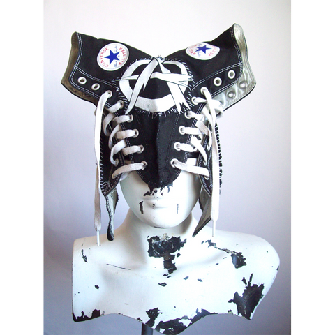 CONVERSE DECONSTRUCTED SHOES MASK