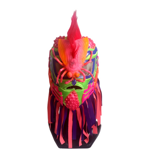 """MEXICAN LUCHA"" MASK HANDMADE 5"
