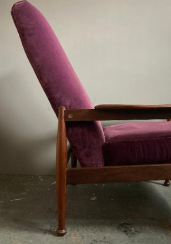 Guy Rogers Manhattan Reclining Chair