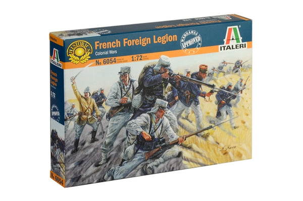 Italeri French Foreign Legion