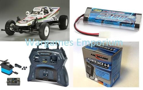 Tamiya GRASSHOPPER Buggy BUNDLE DEAL