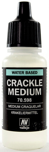 Vallejo 198 Crackle Medium (70.598)