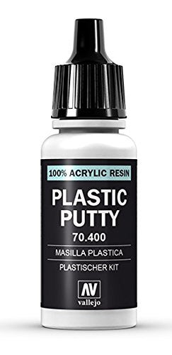 Vallejo 199 Plastic Putty (70.400)