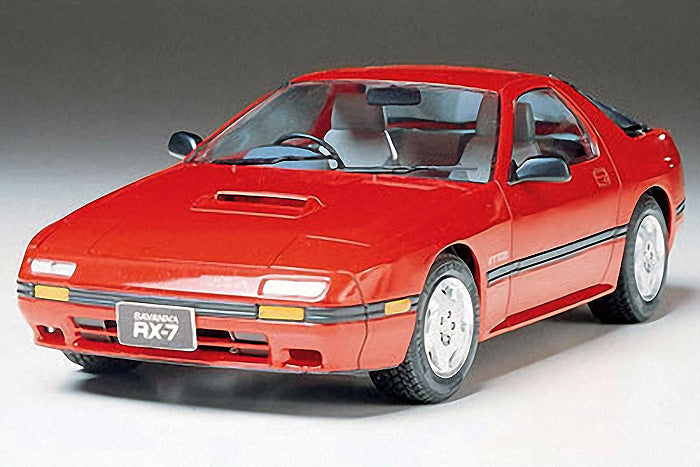 Tamiya 1/24 Savanna RX-7 GT-Limited