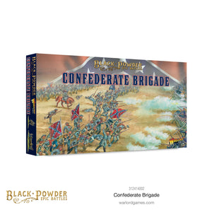Epic Battles: ACW Confederate Brigade  - pre order (Feb 21)