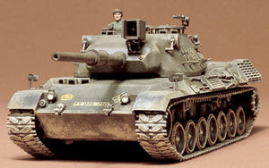 Tamiya West German Leopard Medium Tank