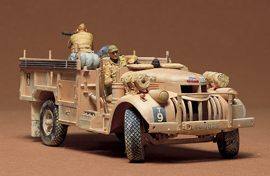 Tamiya British L.R.D.G. Command Car 30cwt Truck
