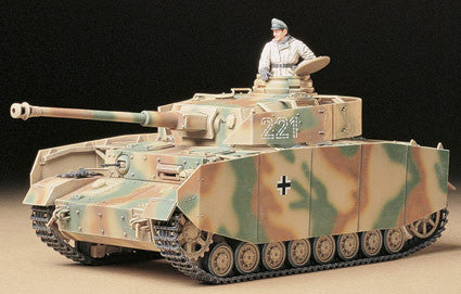 Tamiya 1/35 German Pz. Jpfw. IV Ausf.H Early Version