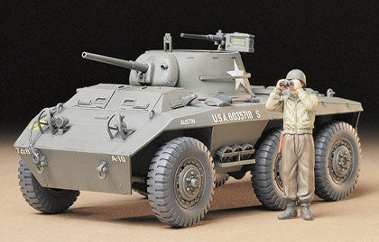 "Tamiya U.S. M8 Light Armored Car ""Greyhound"""