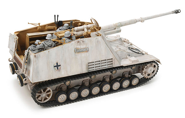 Tamiya German Self-Propelled Heavy Anti-Tank Gun Nashorn