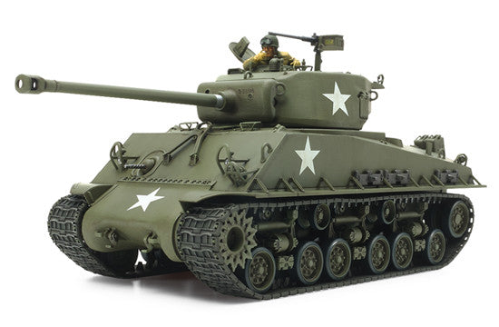 "Tamiya U.S. Medium Tank M4A3E8 Sherman ""Easy Eight"" European Theater"