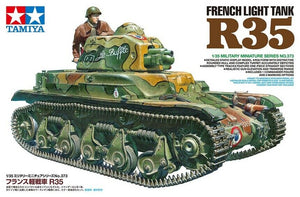 Tamiya French light Tank R35