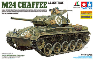 Tamiya US Light Tank M24 Chaffee