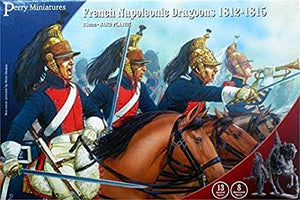 Perry Miniatures French Napoleonic Line Dragoons