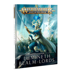 Battletome: Lumineth Realm-Lords 2nd edition