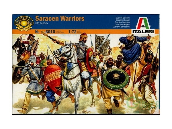 Italeri Saracen Warriors