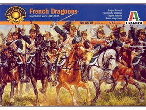 Italeri French Dragoons