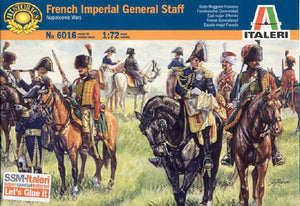 Italeri French Imperial General Staff