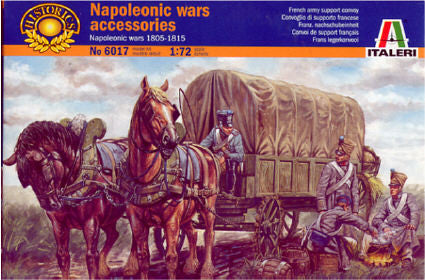 Italeri Napoleonic Wars Accessories