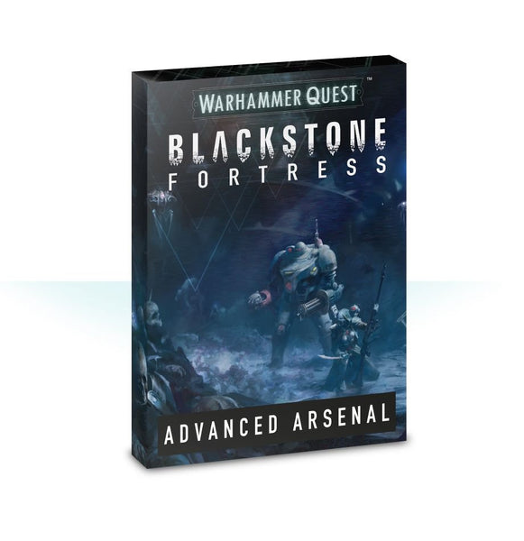 Blackstone Fortress: Advanced Arsenal