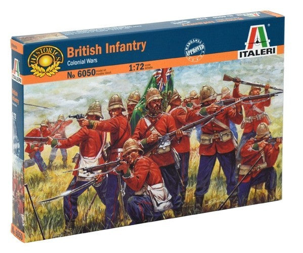 Italeri British Infantry
